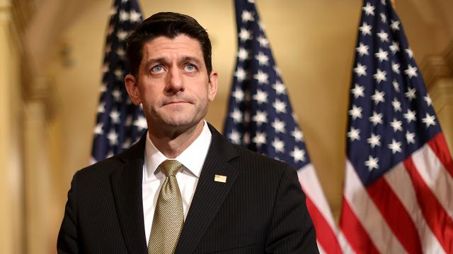 House Speaker Paul Ryan Retiring, Will Not Seek Reelection